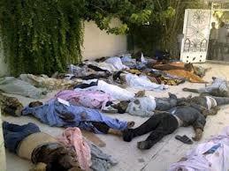 syrie dévastée
