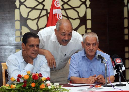 En Tunisie, les islamistes d'Ennahda sous haute pression