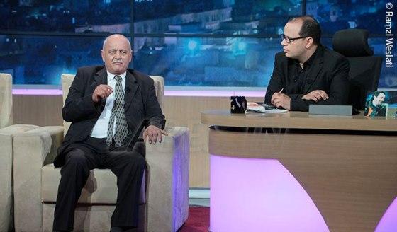 M. Ahmed Manai sur la chaîne Ettounssya (Crédit image Ramzi Weslati)