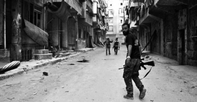 Lettre d'une pigiste perdue dans l'enfer Syrien