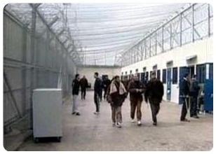 prison israélienne