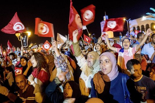 La Tunisie à la veille de la guerre civile