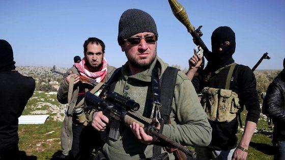Syrie : Des milliers de rebelles formés par la CIA