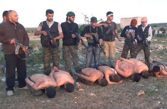 Syrie : la vidéo qui devrait faire réfléchir Obama et Hollande