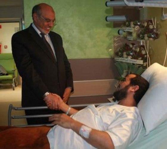 Abdelhakim Belhadj en compagne Hamad Jebali