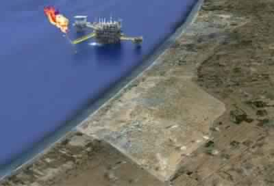 IsraHELL attaque GAZA pour s'approprier le GAZ PALESTINIEN Gaza_gas_fields-400x272