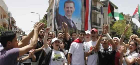 VICTOIRE DE LA SYRIE