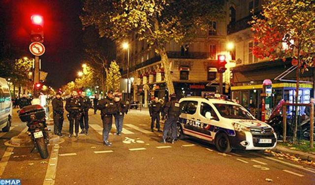 « La France est en guerre » ! Ben oui, depuis longtemps, crétins…