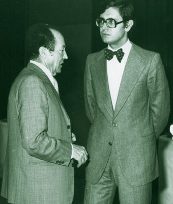 Hamadi Essid et Mahmoud Messadi