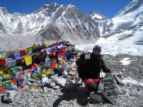 tahar sur l everest