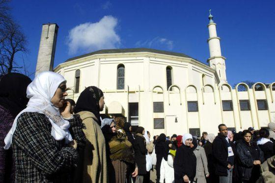 Centre islamique et culturel de Belgique (CICB)