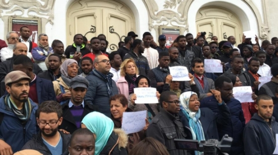 six-mille-etudiants-africains-quittent-la-tunisie-pour-insecurite